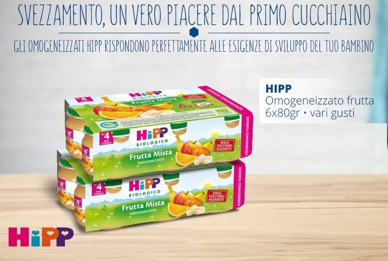Hipp Omogeneizzati