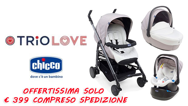 Chicco Trio Love